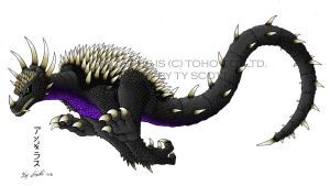 ANGUIRUS redesign by Tyzilla33191