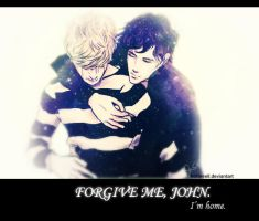 Forgive Me John by Nofavrell