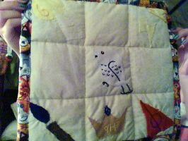 Harry Potter quilt by Armadeo