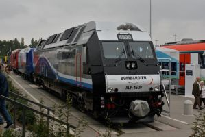 Innotrans 2010 - ALP-45DP by ZCochrane