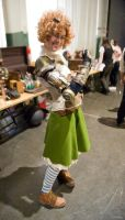 Aether Brigade live-action costume by KateMonsterrr
