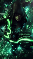 Tron by StraightEdgeFan783