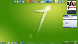 Windows 7 Desktop June '09 by zawir