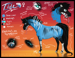 Tide Reference Sheet by FluffyAri