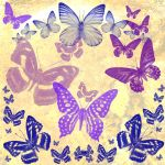 Butterfly Brushes by Nibbler by nibbler-stock