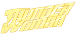 Thunder Woman Official Title Graphic/Logo by BSDigitalQ
