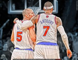 Knicks Rise Up by lisong24kobe