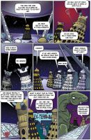 RLF- Daleks and Chainsaws by Namingway