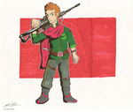 Sniper Commission by InryDanmaku