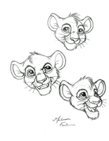 Simba by Meliss