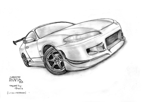 Request: Nissan Silvia S15 by 73H-FR33M4N