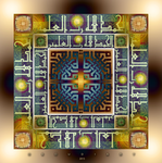 SQUARE art 1882 - perfection 4 by oboudiart