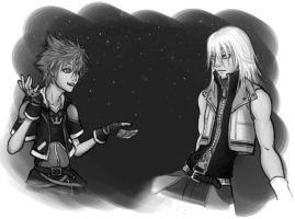 KH Simulacrum: Story's End by Naerko