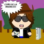 Dross en South Park by Kitty0706fanart