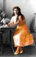 Grand Duchess Maria, 1914 by Sonja-from-Finland