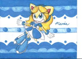 Maria the Hedgehog by Lilymint7