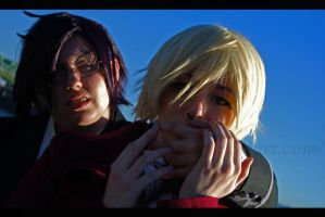Black Butler II- Bound By Contract.. by FallMoonlitRose