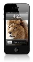 Lion iPhone 4 by almanimation