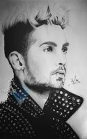 Bill kaulitz (Kings of Suburbia) by aliss-ale