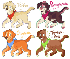 Labradopts! {closed} by onlyhalfpigeon