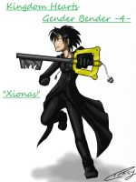 Kingdom Hearts Gender Bender 4 by Cathey18