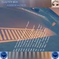 Sapphire and Associates - DoaMIW - back cover art by The-H-Person