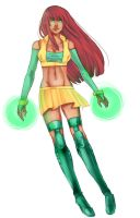 Starfire by Shinohahn-chan