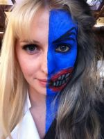 Two-Face by ShallDoll