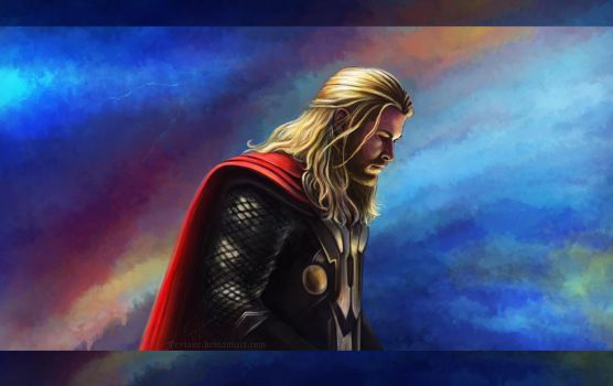 THOR: The dark world by Feyjane