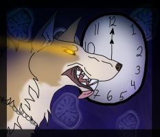 .: You Ran Out Of Time :. by DarkForestKennels