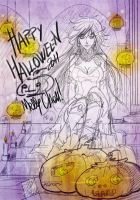 Happy Halloween 2011 by oOMellyChanOo