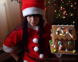 Yuri Lowell: Gingerbread Fail by VandorWolf