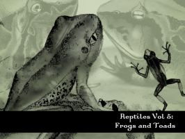 Reptiles Vol. 5 by remittancegirl
