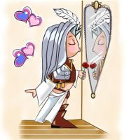 chibi kuja's valentine by mytiko-chan-is-back