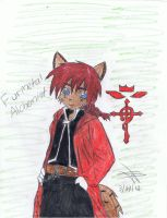 Leo Fizzart: The Furmetal Alchemist by PuppyBroAustin