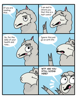 [Llama Spit] Reverse Psychology by HerdProductions