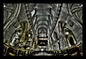 Cathedral by dunvael
