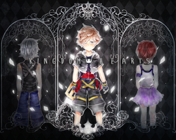 Kingdom Hearts by FinianInWonderland