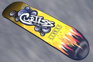 Copious Deck Graphic by motionmedia