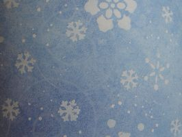 Swirling Blue Snow Texture 1 by FantasyStock
