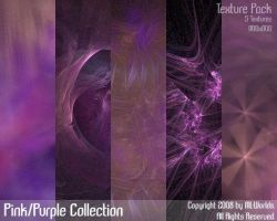 Pink+Purple Collection by ML-Worlds