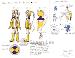 Concept: Ribbon.EXE by Su5anLee