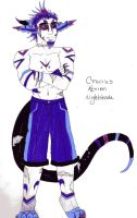 Crucius Kerion Nightshade by Wolfprincess87