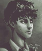 young Ernest Drake by iYuze