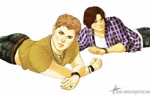 Spn+Boys by Leyla-Lovely