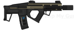 Jackal PDW by 234james