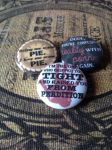 Supernatural Quote Buttons! by xZ0MBiiEx