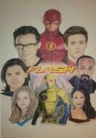 The Flash by Trevelyan006