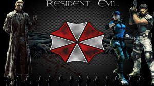 Resident Evil Wallpaper 7 by Waygameplay