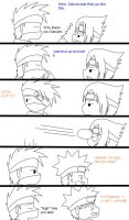 Kakashi's Mask Part 2 by xmizuwaterx